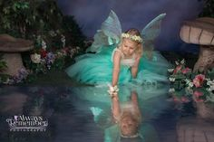 Butler Pa photographer creates beautiful fairy portraits