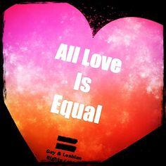 Love is love.