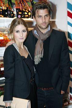 sunshineandfeelingfine:    worlds most stylish couple 44  olivia palermo & johannes huebl