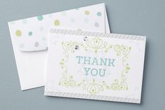 Love this thank you card made with the Letterpress Winter stamp set and coordinating designer series paper.