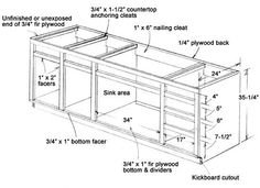 Kitchen Cabinet Dimensions Lovely Perfect - Küchenmöbel Kitchen Cabinet Dimensions Lovely Perfect by no means go out of types. Kitchen Cabinet Dimensions L. Building Kitchen Cabinets, Diy Kitchen Cabinets, Built In Cabinets, Kitchen Ideas, Basic Kitchen, Kitchen Sink, Kitchen Islands, How To Make Kitchen Cabinets, Kitchen Cabinet Sizes