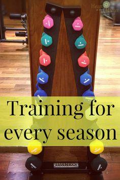 Training for every season