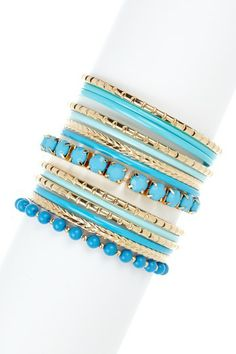 Sanna Bracelet Set by Bansri on @HauteLook