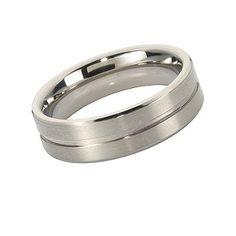 Ernest Jones - Titanium ring