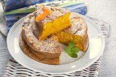 Receita de Bolo de cenoura. Descubra como cozinhar Bolo de cenoura de maneira prática e deliciosa com a Teleculinaria!