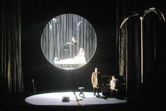 La Vie de Bohème, Regie: André Wilms, Bühnenbild und Licht: Klaus Grünberg