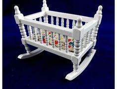 Town Square Miniatures Dolls House Nursery Furniture Rocking Cradle Cot Wh384 No description (Barcode EAN = 0717425204103). http://www.comparestoreprices.co.uk//town-square-miniatures-dolls-house-nursery-furniture-rocking-cradle-cot-wh384.asp