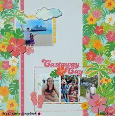 Castaway Cay...Pebbles Sunshiny Days