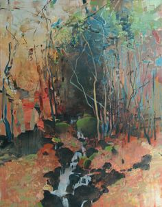 'Rio en Medio 5'by Randall David Tipton. Portland, OR