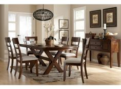 1000 Images About Dining Room Ideas On Pinterest Ashley Furniture Showroom Extension Dining