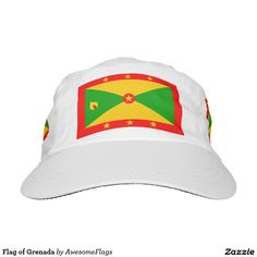 Flag of Grenada Hat