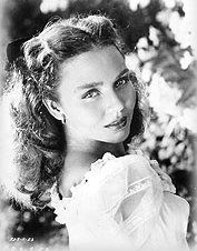 Jennifer Jones was born Phyllis Lee Isley. In Hollywood being groomed for film success, David O. Selznick gave her a new name.