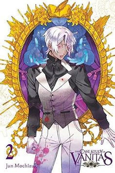 The Case Study of Vanitas, Vol. 2 (The Case Study of Vanitas, Manga Books, Pandora Hearts, Case Study, Drawings, Jun, Anime, Image Search, Amazon, Random