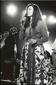 Loretta Lynn (born: April 14,1935, 1932, Butcher Hollow, KY, USA) is an American country singer, songwriter, author and philanthropist. She was one of the leading country vocalists and songwriters during the 1960s and 1970s. She is called the First Lady of Country.