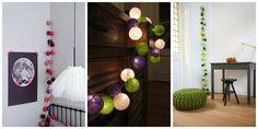 DIY: Guirnaldas de luces hechas a mano