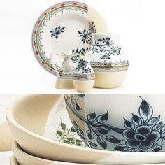 Hella Jongerius for Koninklijke Tichelaar Makkum Kitchen Necessities, Surface Pattern Design, Ceramic Pottery, Home Accessories, Dutch, Fries, Interior Decorating, China, Plates