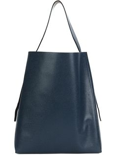 0700637d646cb Shop Valextra medium bucket shoulder bag in Tiina the Store from the  world s best independent boutiques
