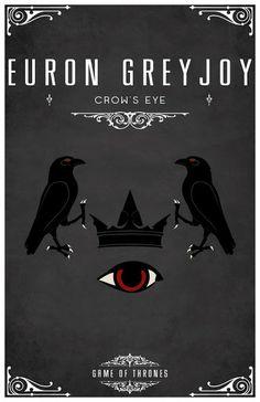 Euron Ojo de cuervo Greyjoy