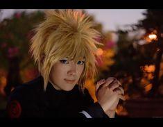AMAZING cosplay ll Naruto ll 4th Hokage: Minato Namikaze