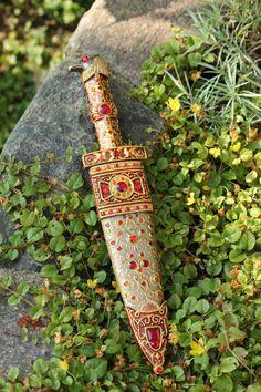 Morgana dagger by Ta-moe