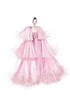 Ralph & Russo Haute Couture Automne-Hiver 2020-2021 - Défilés   Vogue Paris Ralph & Russo, Couture Fashion, Fashion Art, Fashion Show, Fashion 2020, Fashion Outfits, Vogue Paris, Grecian Dress, Couture Looks