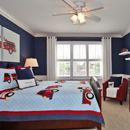 I like the color of the walls for the red truck room Firefighter Bedroom, Truck Room, Kid Spaces, Humble Abode, New Room, Fire Trucks, Big Boys, Walls, Kids Rugs