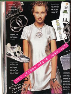 Seventeen Magazine, February 1994 by Look In The Tunk, via Flickr