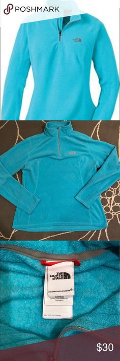 The North Face Women's TKA 100 Glacier 1/4 Zip The North Face Women's TKA 100 Microvelour Glacier 1/4 Zip. Perfect for layering during cool-weather excursions, this lightweight and quick-drying fleece is as warm as it is soft. The North Face Jackets & Coats