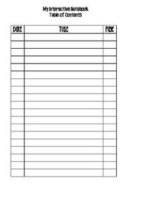 Free Interactive Journal Printable Use These Arrow Tabs For