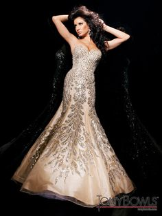 Tony Bowls Evenings TBE11357 #Beautiful #Tony #Bowls #Evening #Gown #Perfect for #Prom. Comes in multiple colors #Dress
