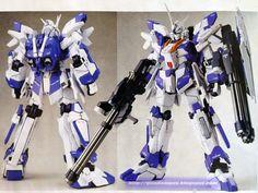 HG 1/144 Unicorn Gundam Kiwami - Customized Build     Modeled by Seiji Okamura