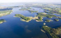 Island hopping in Poland& enchanting Lake District Lake District, Kaliningrad Russia, Travel Around The World, Around The Worlds, Enchanted Lake, Central Europe, Eastern Europe, Far Away, Poland