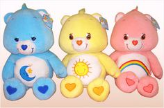80's care bears toys   By Henning Fog on Jun 23, 2009