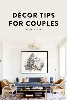 Moving in together? How to make your feminine décor work