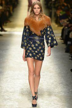 Blumarine RTW Fall 2014 - Milan Fashion Week