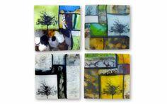 R.A. Morey Kiln Formed Glass Fused Glass - organic wall designs - seasons-web.jpg