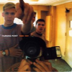 2005 Think Fast! Records double LP compilation of US Hardcore band Turning Point. Vinyl and Cover are both excellent Pay Attention To Me, Think Fast, Rare Vinyl Records, Cool Bands, My World, Get Started, Anxiety, The Past, Songs