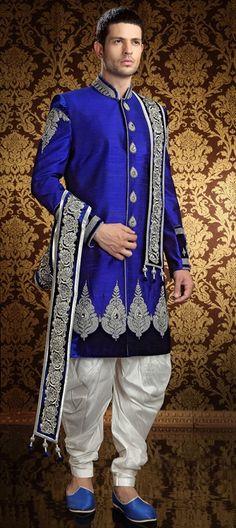 Men 39 s costume on pinterest british royals 18th century for Indo western wedding dress for men