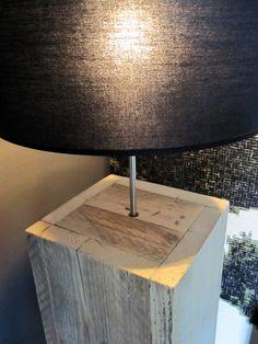 !amp | Steigerhout | Te koop bij w00tdesign | by w00tdesign | Meubels van steigerhout