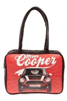 Vipdükkan.com   Özel Alışveriş Kulübü   MATRAK   Mını Cooper Holdall Bag Çanta