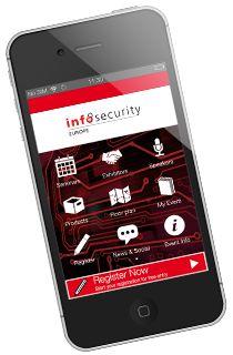 Infosec App - Infosecurity Europe via Right Relevance