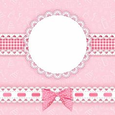 Find Baby Background Frame Vector Illustration stock images in HD and millions of other royalty-free stock photos, illustrations and vectors in the Shutterstock collection. Background Tile, Kids Background, Background Patterns, Textured Background, Molduras Vintage, Christening Invitations Girl, Onesie Pattern, Baby Shower Templates, Birthday Frames