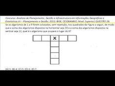 Curso Raciocínio Lógico Sequência números Teste Psicotécnico Detran Conc... https://youtu.be/MWPH8pZkL_c