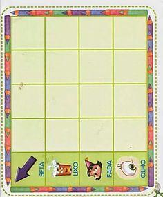 Palavras bingo
