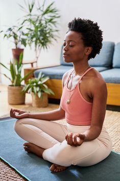 Ndivhudzannyi Mphephu, yoga at home Creative Director: Bielle Bellingham  Photographer: Micky Wiswedal Yoga At Home, Photos Of Women, Creative Director, Self Care, Meditation, The Unit, Stock Photos, Zen
