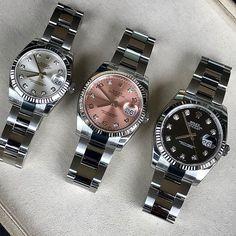 LADY-DATEJUST 31mm Ref 178274 DATE 34mm Ref 115234 DATEJUST 36mm Ref 1... | http://ift.tt/2cBdL3X shares Rolex Watches collection #Get #men #rolex #watches #fashion