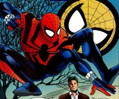 Ben Riley-Spiderman