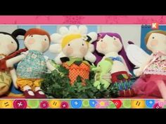 Curso Online de Bonecas Serelepes 2 | eduK