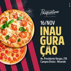 Food Design, Food Graphic Design, Food Poster Design, Flyer Design, Logo Pizza, Pizza Branding, Social Media Design, Social Media Ad, Social Media Template