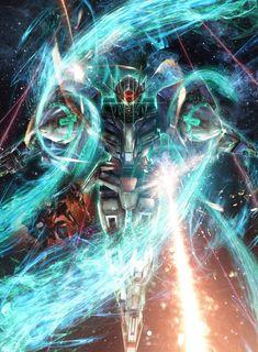 Gundam Exia, Gundam 00, Gundam Wing, Anime Manga, Anime Art, Gundam Toys, Gundam Wallpapers, Gundam Mobile Suit, Unicorn Gundam